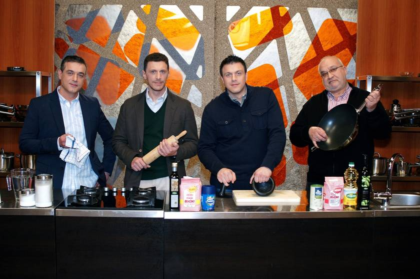 Podravka and Vegeta with Masterchef also in the second season