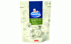 For one packaging of Vegeta Natur 450 g of fresh vegetables was used.